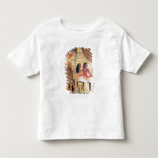 The painter Maie and his wife seated Toddler T-shirt
