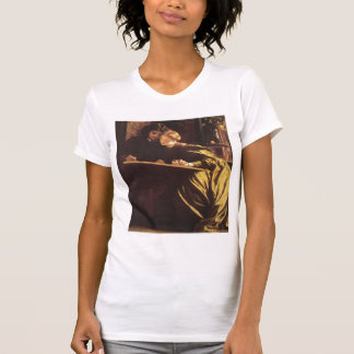 The Painter s Honeymoon by Frederic Leighton Shirts