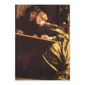 The Painters Honeymoon Card
