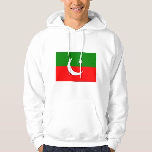 the Pakistan Tehreek e Insaf, Pakistan Hoodie