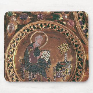 The Pala d'Oro, detail of St. Matthew Mouse Pad