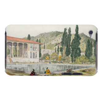 The Palace and Gardens of Ashref, Persia, plate 80 iPod Touch Case-Mate Case