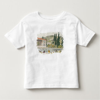 The Palace and Gardens of Ashref, Persia, plate 80 Toddler T-shirt