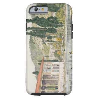 The Palace and Gardens of Ashref, Persia, plate 80 Tough iPhone 6 Case