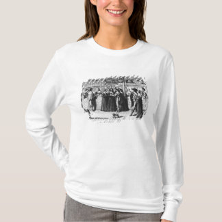 The Palace Gallery, engraved by Le Blond T-Shirt
