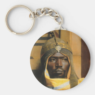 The Palace Guard in detail Basic Round Button Keychain
