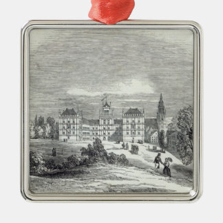 The Palace of Ehrenburg, at Coburg Metal Ornament