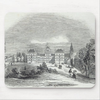 The Palace of Ehrenburg, at Coburg Mouse Pad