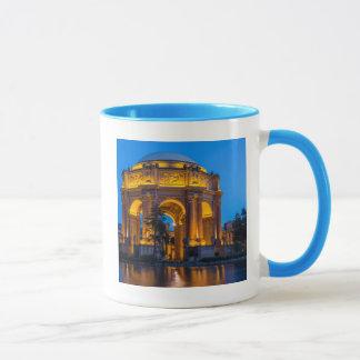 The Palace Of Fine Arts At Dawn Mug