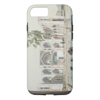 The Palace of Tchar-Bag at Isfahan, Persia, plate iPhone 8/7 Case