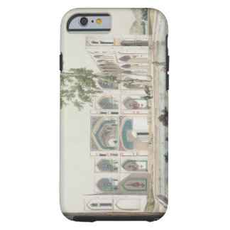 The Palace of Tchar-Bag at Isfahan, Persia, plate Tough iPhone 6 Case