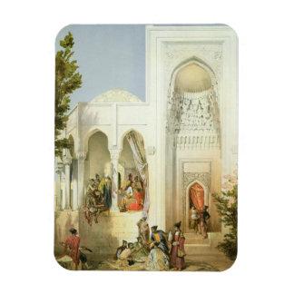 The Palace of the Khan of Baku, Apsheron peninsula Rectangular Photo Magnet