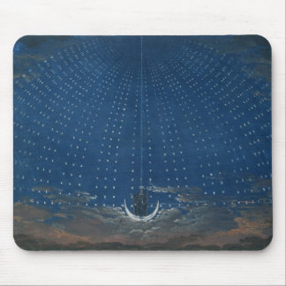 The Palace of the Queen of the Night Mouse Pad