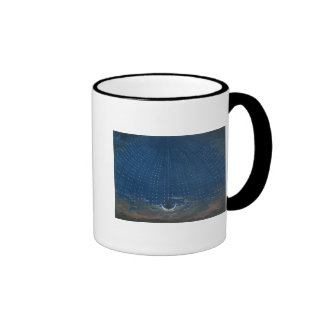 The Palace of the Queen of the Night Ringer Coffee Mug