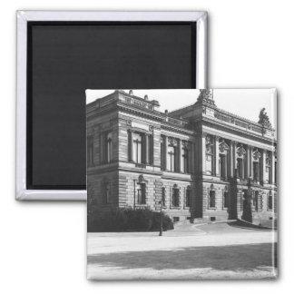 The Palace of the regional delegation Fridge Magnet