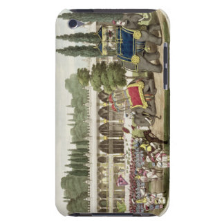 The Palace of Tippoo Sahib (1749-99) engraved by T Barely There iPod Cover