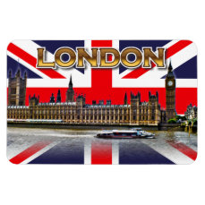 The Palace of Westminster Magnet
