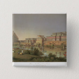 The Palaces of Nimrud Restored, a reconstruction o Button