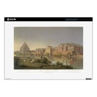 The Palaces of Nimrud Restored, a reconstruction o Decal For Laptop