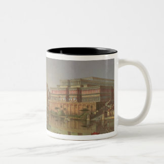 The Palaces of Nimrud Restored, a reconstruction o Coffee Mug