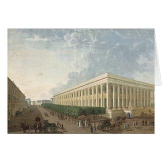The Palais de la Bourse Cards