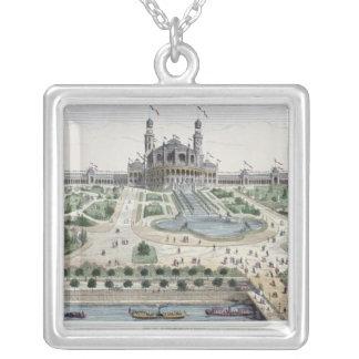 The Palais du Trocadero Personalized Necklace