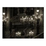 The Palais Garnier Paris France Postcards