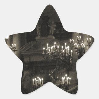 The Palais Garnier Paris France Star Sticker