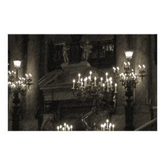 The Palais Garnier Paris France Stationery Design