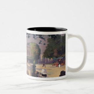 The Palais Rose, Paris Two-Tone Coffee Mug