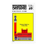 The Palazzo Pubblico Inspiration - Siena, Italy Stamps