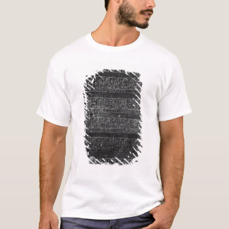 The Palermo stone T-Shirt
