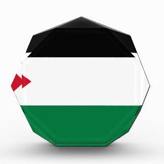 The Palestinian flag (علم فلسطين) Award