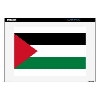 The Palestinian flag (علم فلسطين) Laptop Decal