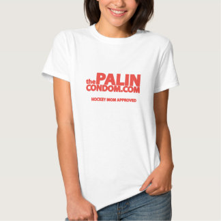 The Palin Condom T-Shirt
