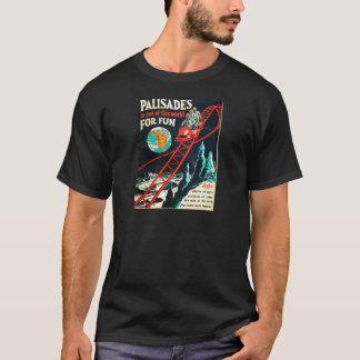 The Palisades vintage poster T-Shirt