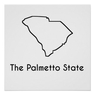 The Palmetto State Poster