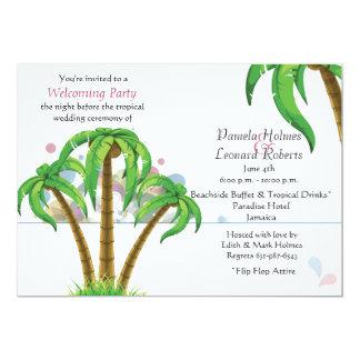 The Palms Invitation