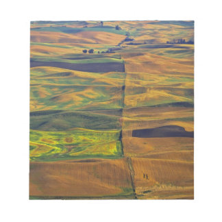 The Palouse from Steptoe Butte, Colfax, Notepad