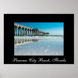 The Panama City Beach Poster