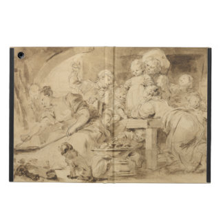 The Pancake Maker by Jean-Honore Fragonard Case For iPad Air