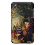 The Pancake Seller, 1650-55 (oil on panel) Barely There iPod Case
