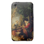 The Pancake Seller, 1650-55 (oil on panel) iPhone 3 Cover