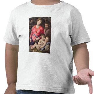 The Panciatichi Holy Family, c.1530-32 (oil on pan T Shirt