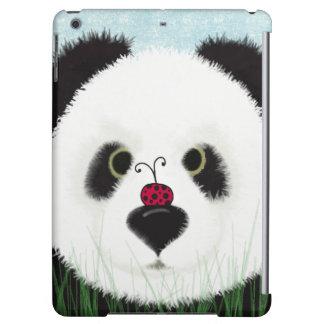 The Panda And His Visitor Ipad Air Case
