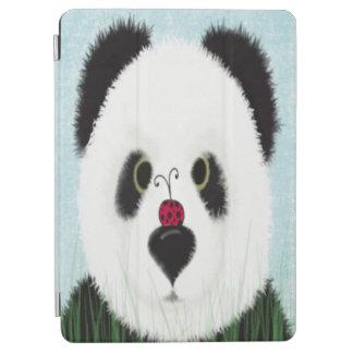 The Panda And His Visitor iPad Air Case iPad Air Cover