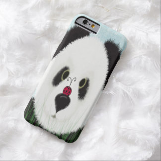 The Panda And His Visitor iPhone 6 Case