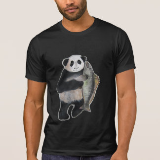 The Panda And The Mangrove T Shirt