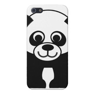 The Panda Bear Cover For iPhone SE/5/5s