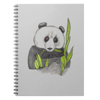 The Panda... Notebook
